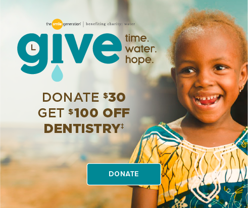Donate $30, Get $100 Off Dentistry - River City Dental Group